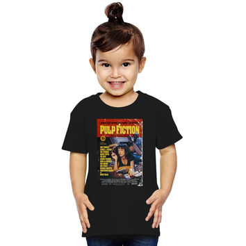 Pulp Fiction Poster Toddler T-shirt