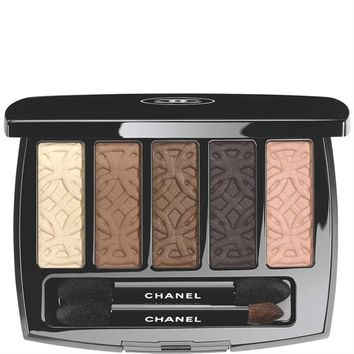 CHANEL - LES 5 OMBRES DE CHANEL Eyeshadow Palette in Entrelacs