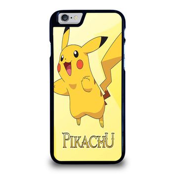 FUNNY CUTE PIKACHU POKEMON iPhone 6 / 6S Case