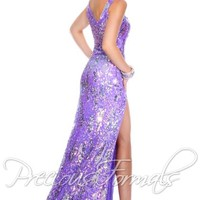 Precious Formals P9036 at Prom Dress Shop