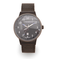Mesh Skagen Band Watch