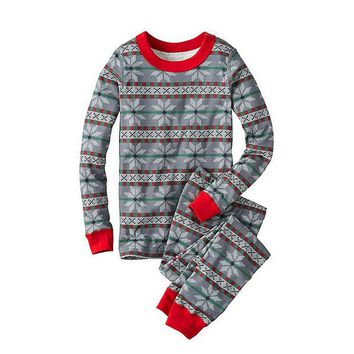 Christmas Family Kid Boy or Girl Pajamas Set