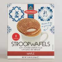 Daelmans Dutch Maple Waffles
