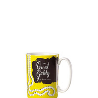 tell your story great gatsby mug