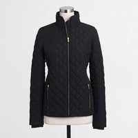 Factory quilted jacket : Outerwear | J.Crew Factory