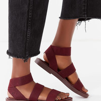 3-Strap Elastic Sandal | Urban Outfitters