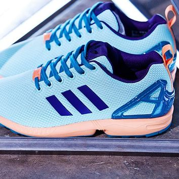 adidas mi ZX Flux Custom Shoes | adidas US