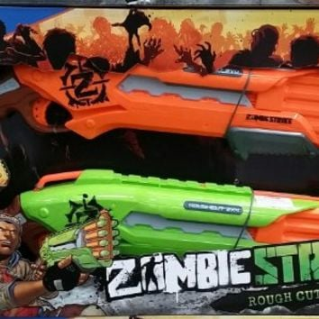 Nerf Zombie Strike Rough Cut 2-pack