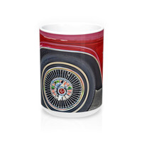 1965 AMC Marlin Muscle Car Hotrod Mug 15oz, Coffee Mug for Guys, Hotrod Coffee Mug