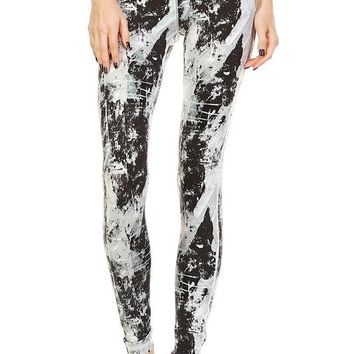 MASTERPIECE YOGA PANTS - PRINT
