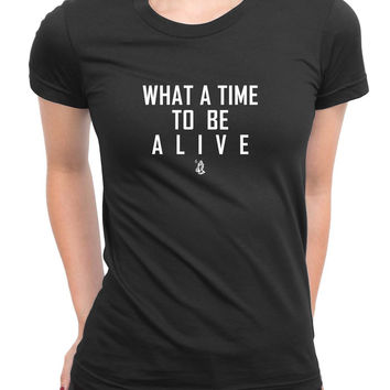 Drake Lyric Womens T Shirt