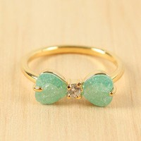 Charming Bow Ring