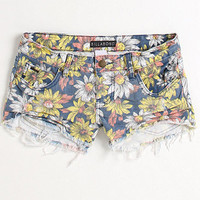 Billabong Broken Hearted Floral Shorts at PacSun.com