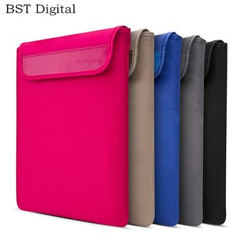 11 13 14 15 15.6 inch Laptop sleeve bag case for 11.6 13.3 14 15.4 15.6 inches Apple Dell Lenovo HP notebook