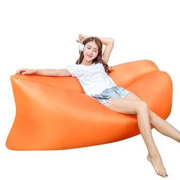 Inflatable Sleeping Bag - Hammock