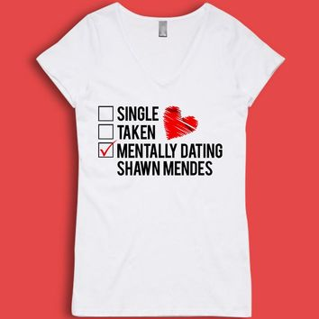 Mentally Dating Shawn Mendes Women'S Tobistar