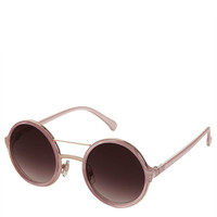 90's Round with Brow Bar - Sunglasses - Bags & Accessories - Topshop