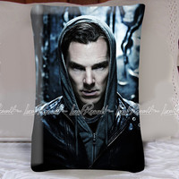 Benedict Cumberbatch Style on Decorative Pillow Covers