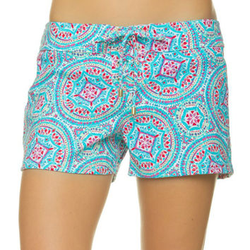 Womens Swim Shorts Board Shorts Full Coverage