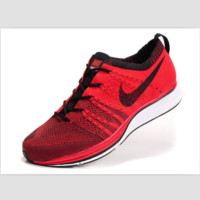NIKE woven casual shoes running shoes Red