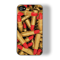 Crimson iPhone 4/4S Case