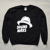 Bruno Mars Hat Sweater unisex adults Size S to 2XL