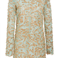 Embellished Mini Dress | Moda Operandi