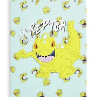 Rugrats Reptar Notebook