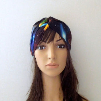 Deep Space Turban Headband