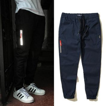 Casual With Pocket Pants [8598687235]