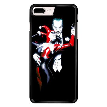 The Joker And Harley Quinn iPhone 7 Plus Case