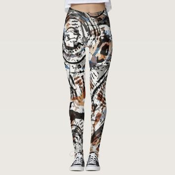Reverse V-Twin Leggings