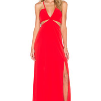 REVERSE Glamazon Dress in Red