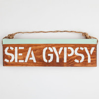 Sea Gypsy Sign | Lighting & Decor