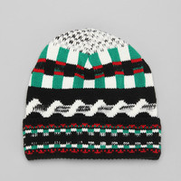 Ugly Holiday Sweater Beanie - Urban Outfitters