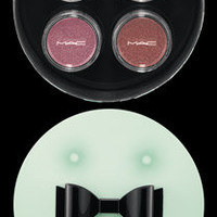 MAC Cosmetics Holiday | Guilty Passions: 4 Tenderly Warm Crushed Metallic Pigments