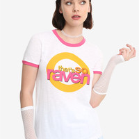 Her Universe Disney Channel Originals That's So Raven Girls Ringer T-Shirt