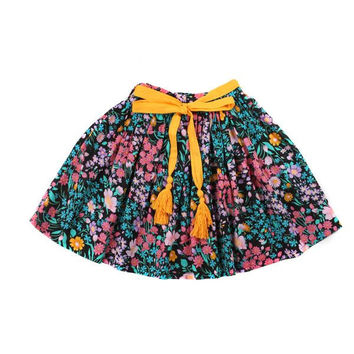 Kahlo Girl's Skirt