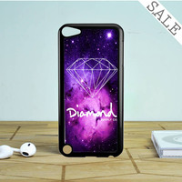 diamond supply co x huf iPod Touch 5 Case
