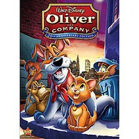 Oliver and Company DVD | Disney Store