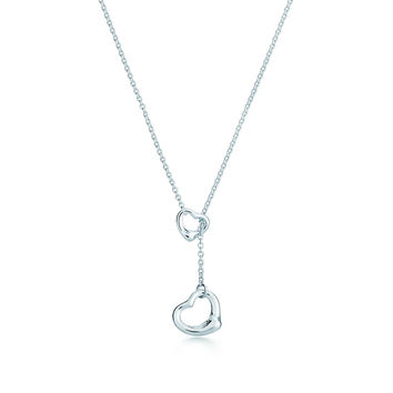 Tiffany & Co. - Elsa Peretti®:Open Heart Lariat