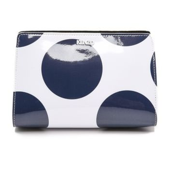 KENZO Twins Cosmetic Pouch