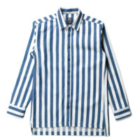 Publish Alph Button Up In Indigo