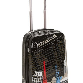 "F2061-DEPARTURE 20"" Polycarbonate Carry On  Luggage Set"