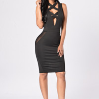 Jodie Dress - Black
