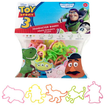 Toy Story - Characters Set Two Logo Bandz