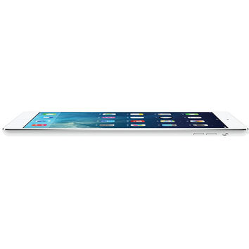 Apple iPad Air - 16GB - Wi-Fi - 5th Gen - 9.7in - White with Silver - MD788LL/A