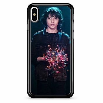 Finn Wolfhard iPhone X Case