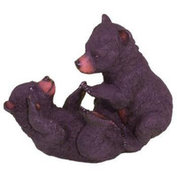 Playing Bears Figurine