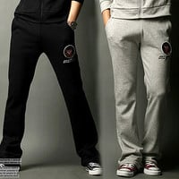 Fashion Men Sweat Sport Pants